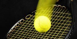 In 't Zand dynamisch tennissen
